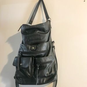 American eagle black bag